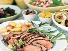 easter dishes traditional easter dinner menus myrecipes