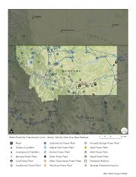 Montana Land Ownership Maps by Montana Profile