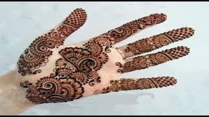 beautiful mehndi designs for karva chauth free