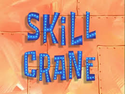 skill crane transcript encyclopedia spongebobia fandom