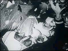 bbc on this day 24 1967 russian cosmonaut dies in space crash