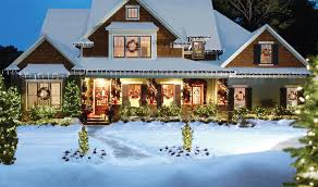 Home Depot Outdoor Christmas Lights The Home Depot Tailor Your Holiday Home With New Tech