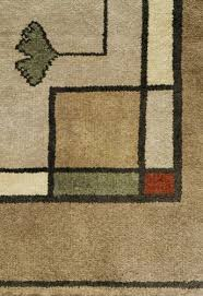 Leaf Area Rug Ginkgo Pc 21a 8 X 8 Round Area Rug By The Persian Carpet Buy Online