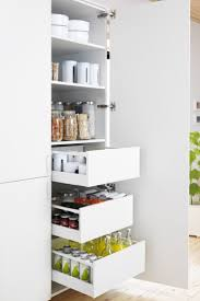 Kitchen Cabinets Spice Rack Pull Out Best 25 Deep Pantry Organization Ideas On Pinterest Pull Out