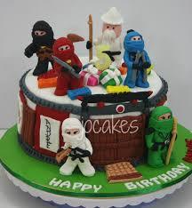ninjago cake toppers ninjago cake jocakes