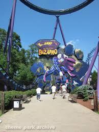 Bizarro Six Flags Great Adventure Bizarro At Six Flags Great Adventure Theme Park Archive