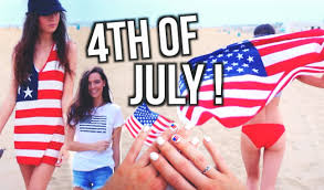 4th of july inspiration easy nail art diy t shirt youtube