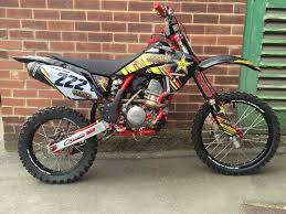 honda crf 150 2010 not rm cr kx yz 80 85 125 250 offers will be