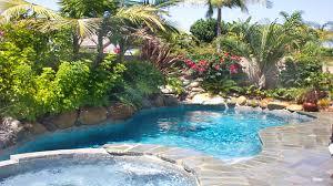 Backyard Pool Landscape Ideas Simple Pool Landscaping Ideas Iss Landscaping