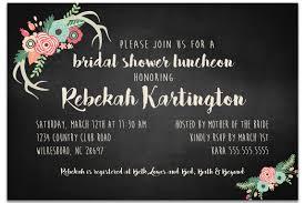 bridal shower invitations printing winston salem printing