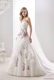 colorful wedding dresses wedding dress colors wedding corners
