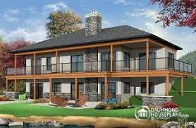 walkout basement plans home plans and house designs with walkout basement from