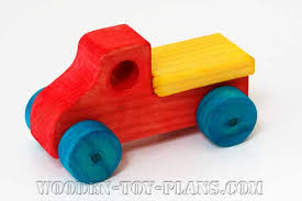 Free Wooden Toys Plans Download by Free Woodworking Toy Truck Plans Diy Project