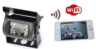 trailer 5th wheel rv iphone android ipad wifi car backup camera