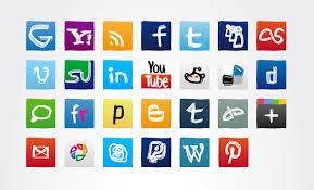 35 free social media icon sets for web designers