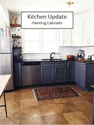 Kitchen Cabinet Update by Kitchen Cabinet Update My Simply Simple