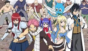 fairy tail anime fairy tail manga 3 widescreen wallpaper animewp com