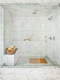 bathroom doorless shower ideas glass windows with blinds rectangle