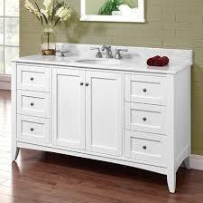 60 Single Bathroom Vanity Shaker Americana 60