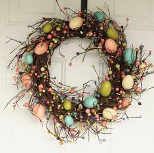 8 wreaths you ll on etsy bright bold and beautiful