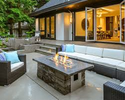 fire pit with seating fire pit furniture houzz
