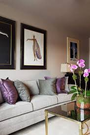 Pink And Purple Room Decorating by Modern Home Decorating Ideas Blending Purple Color Into Creative