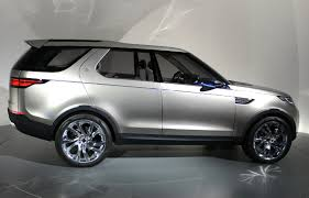 land rover discovery concept rover discovery vision concept says