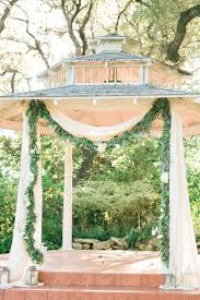 Pergola With Fabric by Best 25 Gazebo Decorations Ideas On Pinterest Wedding Gazebo