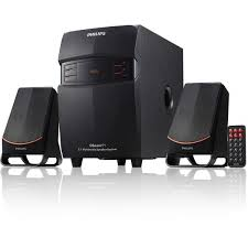 Buy Philips Hts5520 94 5 1 Dvd Home Theatre System Online At Best - cheap philips home theatre systems in india pricedekho com