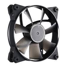 high cfm case fan cooler master fan pro 120mm high air flow pwm pc case fan ln74840