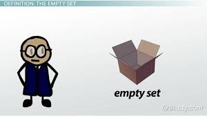 the empty set in math definition u0026 symbol video u0026 lesson