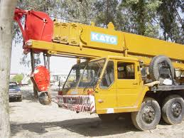 kato truck crane hydraulic nk300