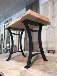 Ohiowoodlands End Table Base Solid Steel End Table Legs Accent
