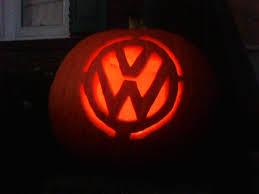 halloween pumpkin image halloween vw campervan pumpkin carving vw camper hire blog