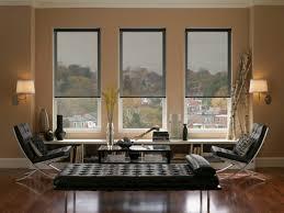 blinds ideas for large windows window treatments design ideas
