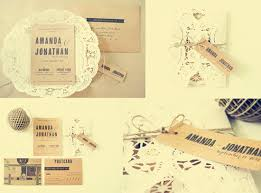 Shabby Chic Invites by Top 6 Rustic Wedding Invitations For Shabby Chic Weddings