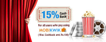 bookmyshow get 15 cashback on movie tickets hurry grab now