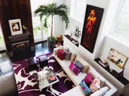 colorful modern furniture colorful modern living room design