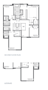hn homes bridlewood floorplan single winfield