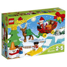 buy lego duplo santa s winter 10837 from our lego duplo