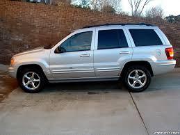 jeep cherokee silver nc335i u0027s 2003 jeep grand cherokee overland bimmerpost garage