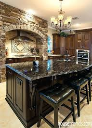 Kitchen Island Granite Countertop Kitchen Granite Island Best Black Kitchen Island Ideas On Islands