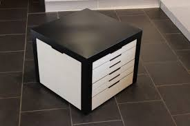 Ikea Lack Side Table by Lack Table With Lego Storage Drawers Ikea Hackers Ikea Hackers