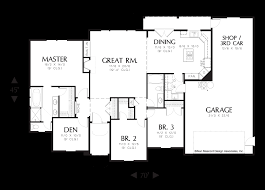 mascord house plan 1144 the sanderstone