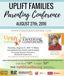 join me at the uplift families parenting conference 5