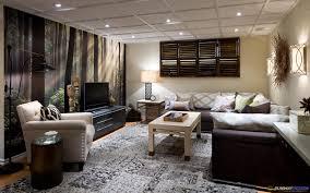 living room basement living room ideas white polyester blend