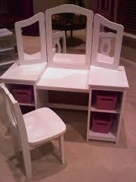 2 Piece Vanity Set Amazing Of Kidkraft Vanity And Chair Kidkraft Deluxe 2 Piece