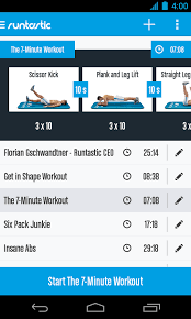 what to get a for s runtastic six pack abs workout trainer android apps on play