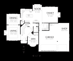 mascord house plan 2267g the arland