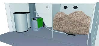 caldaia a pellet per riscaldamento a pavimento massima efficienza per le caldaie a pellet il segreto